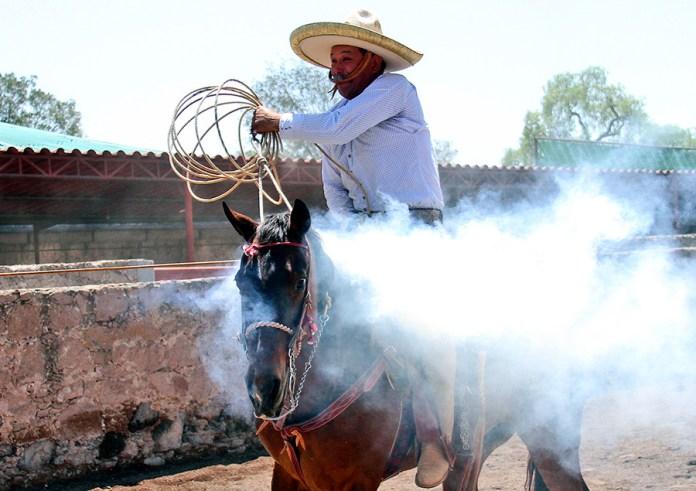 Huichapan disfrutará once charreadas de alarido durante la Feria del Calvario