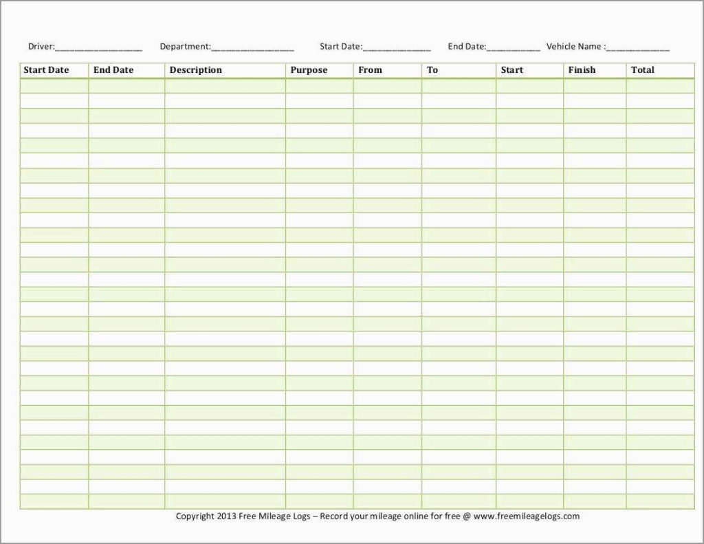 Awesome Ifta Spreadsheet Template Free