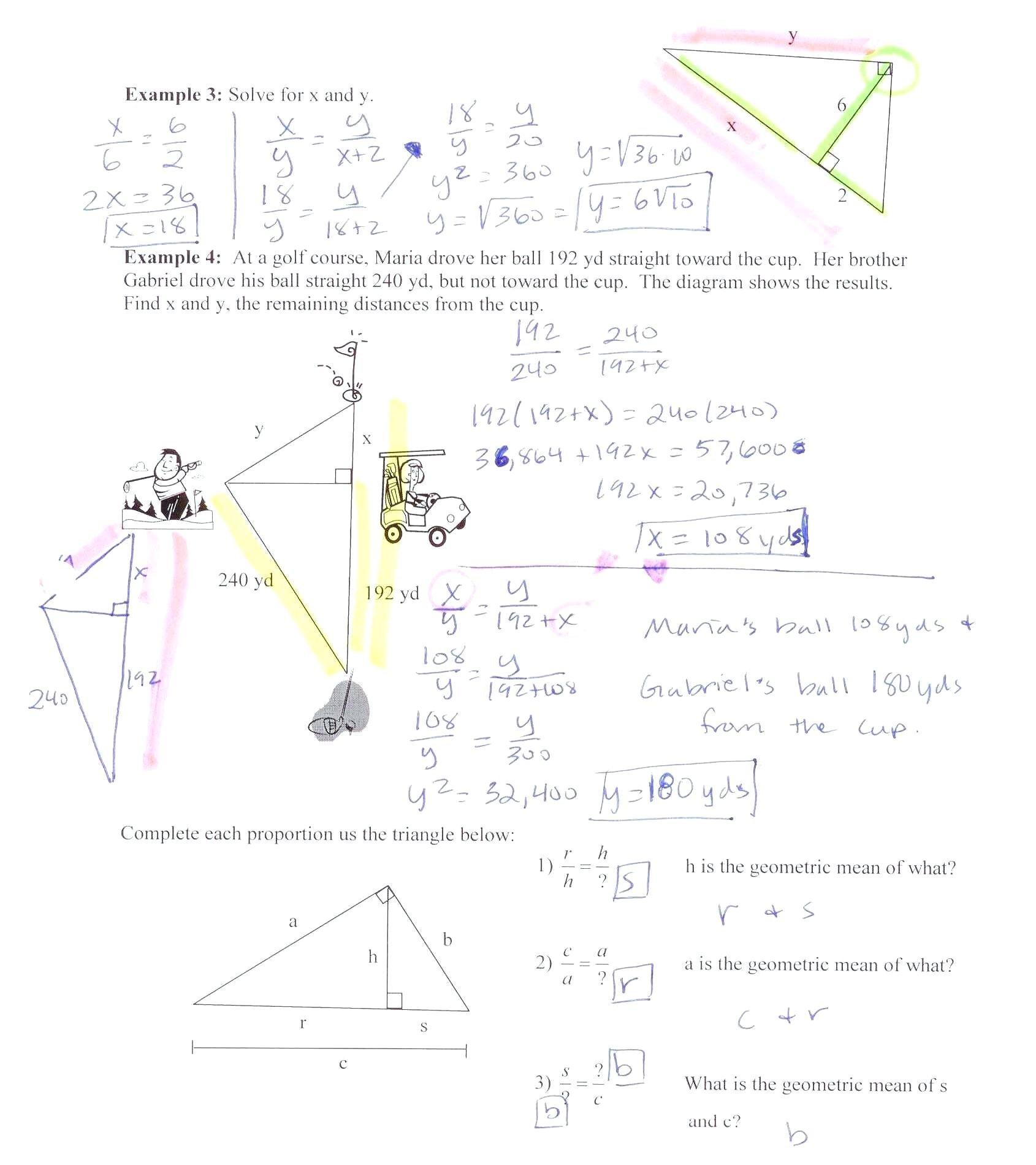 7th Grade Proportions Worksheet