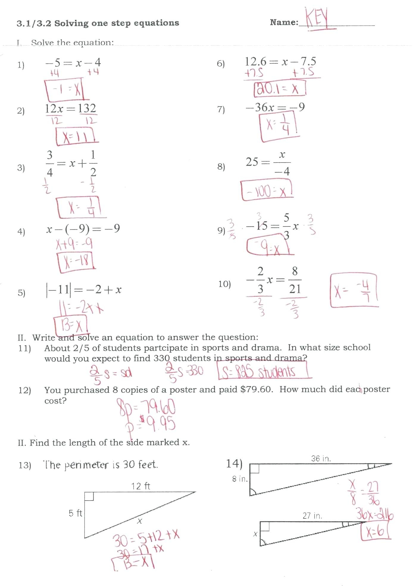 Algebra 2 Solving Quadratic Equations By Factoring
