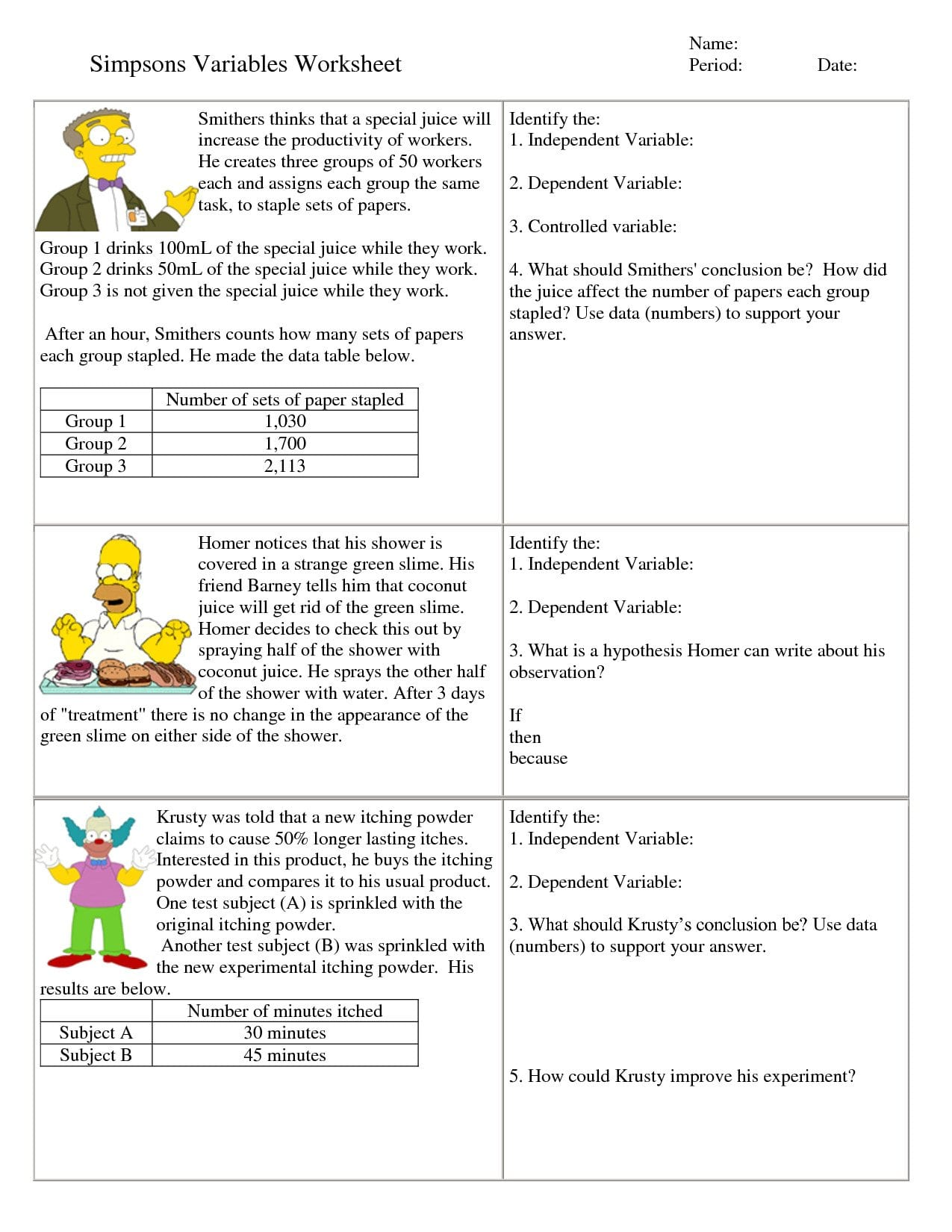 Independent And Dependent Probability Worksheet With