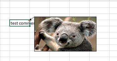 insert image into excel comment box