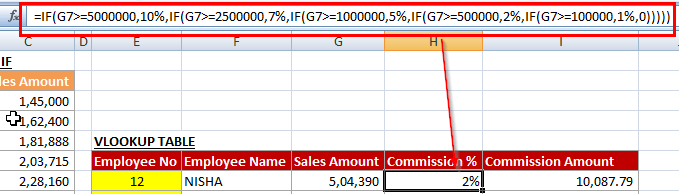 excel if multiple conditions