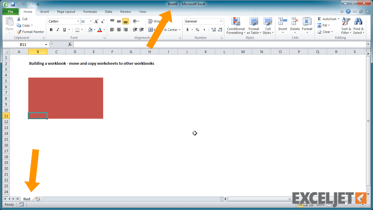 Excel Tut I L How To Move Nd Copy W Ksheets To W Kbooks