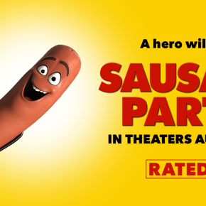 Ain't no party like a Sausage Party
