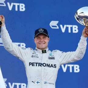FROM THE GRID: Valtteri keeps his nerve to claim his first F1 victory