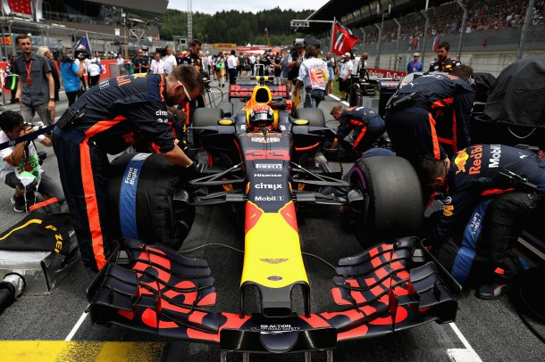 Red Bull Austrian GP 2017