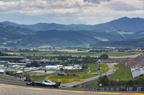 2017 Austrian Grand Prix, Friday - Steve Etherington