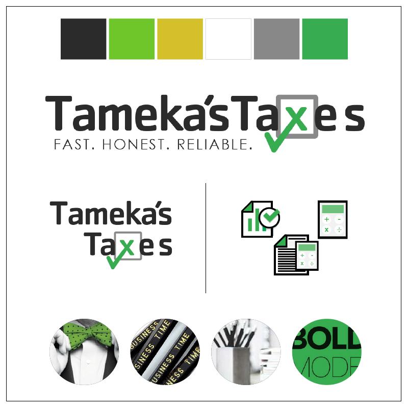 StyleGuideIG - Tameka's Taxes