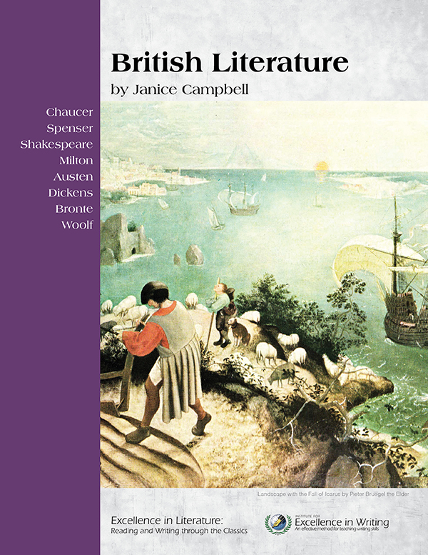 British Literature- Excellence in Literature: English 4