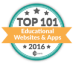 Excellence in Literature included in Top 101 Educational Websites and Apps, 2016