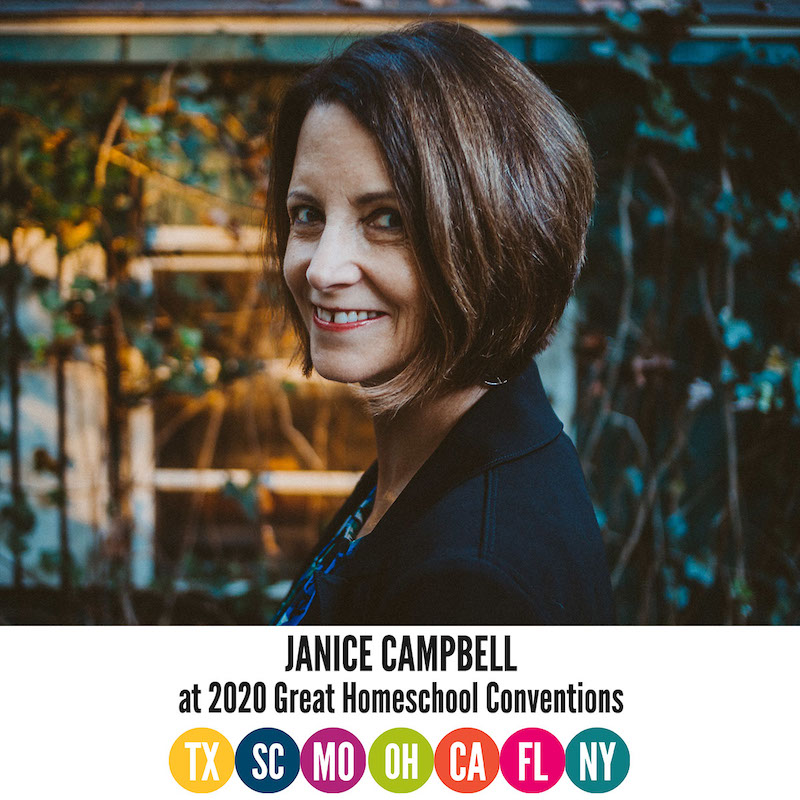 Janice Campbell will speak at the GHC conferences this year!