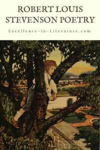Robert Louis Stevenson poetry is beloved by both children and adults.