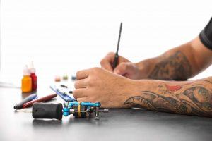 EF-tatouage