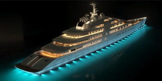 Image result for 4. Azzam - $600 million