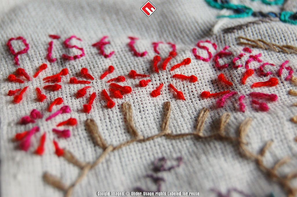 Embroidery Stitches Different Types Of Embroidery Hand Embroidery
