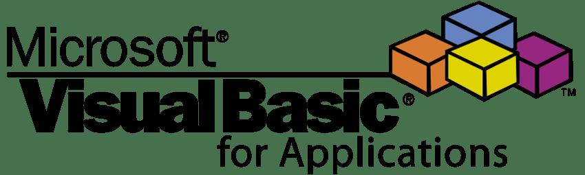 Apprendre le VBA Excel - Logo VBA