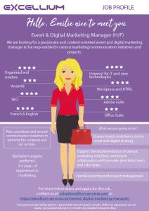 Event & Digital Marketing Manager
