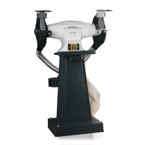 Bench grinder OPTIgrind GZ 25DD With base and integrated extraction system