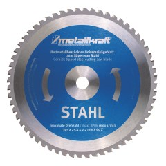 Saw blade for steel Ø 305 x 2.4 x 25.4 mm