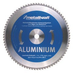 Sawing Blade for Aluminium