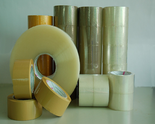 Various Packing Tapes