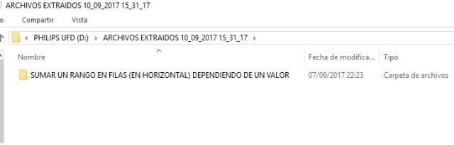 DESCOMPRIMIR ARCHIVOS .ZIP DESDE EXCEL CON VBA2