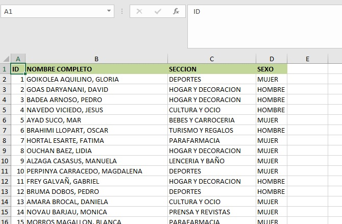COMBINAR CORRESPONDENCIA Y GUARDAR DOCUMENTOS INDEPENDIENTES