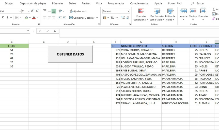 SQL EN VBA CON ADO. UTILIZAR SENTENCIA JOIN Y AÑADIR VALORES AL OPERADOR IN