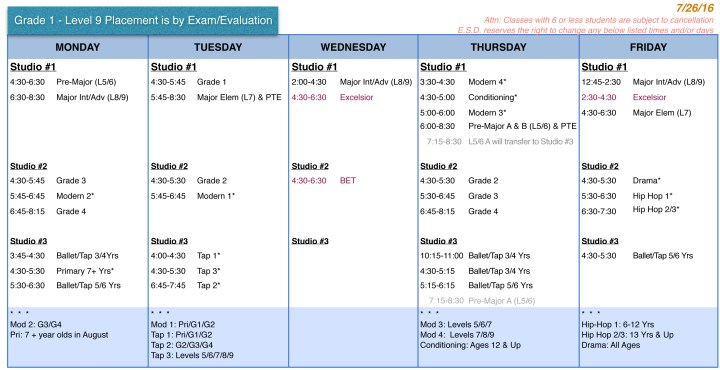 Class Schedule with Teachers & Assistants.pages