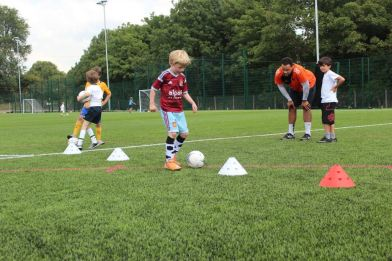 Excel Sports Football-Coaching-and-Sports-Activities Skills