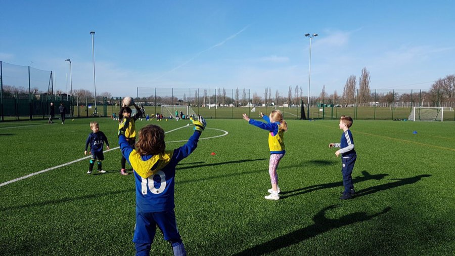 Excel Sports Football Coaching Sports Activities Chiswick 37