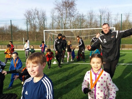 Excel Sports Football Coaching Sports Activities Chiswick 7
