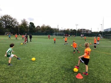 Excel Sports Inspiring children through sport skills training