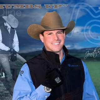 Jonathan Gautheir of JG Reining horses