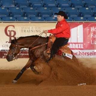 Gabriel Diano Horse Barrel Racing