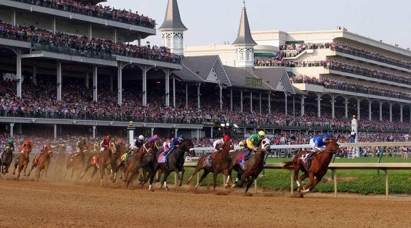 Kentucky Race Day