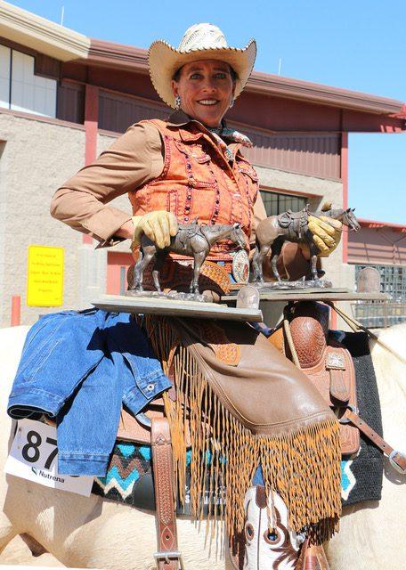 Western Rider Winning