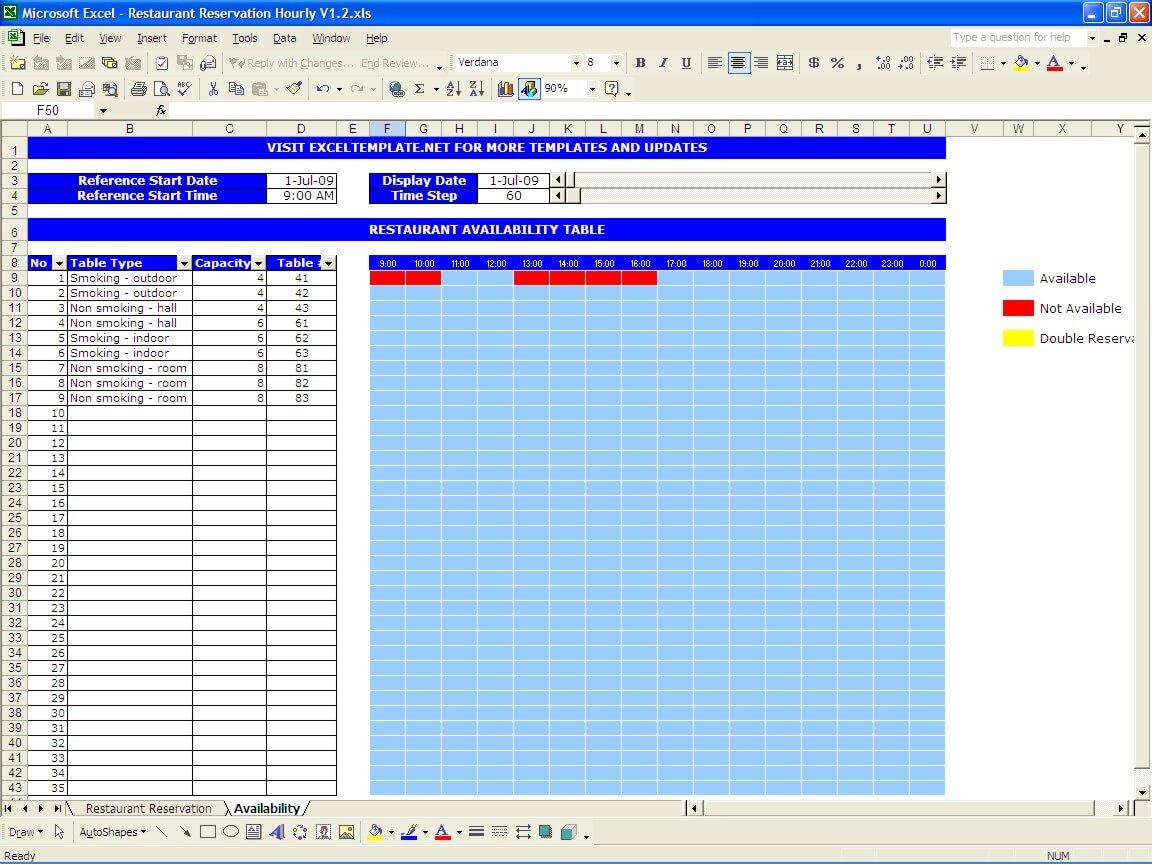 Excel Printable Patient Medication List