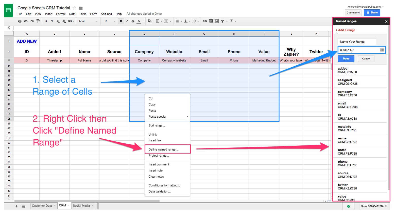 Example Of Spreadsheet Data Data Spreadsheet Template Spreadsheet Templates For Business Data