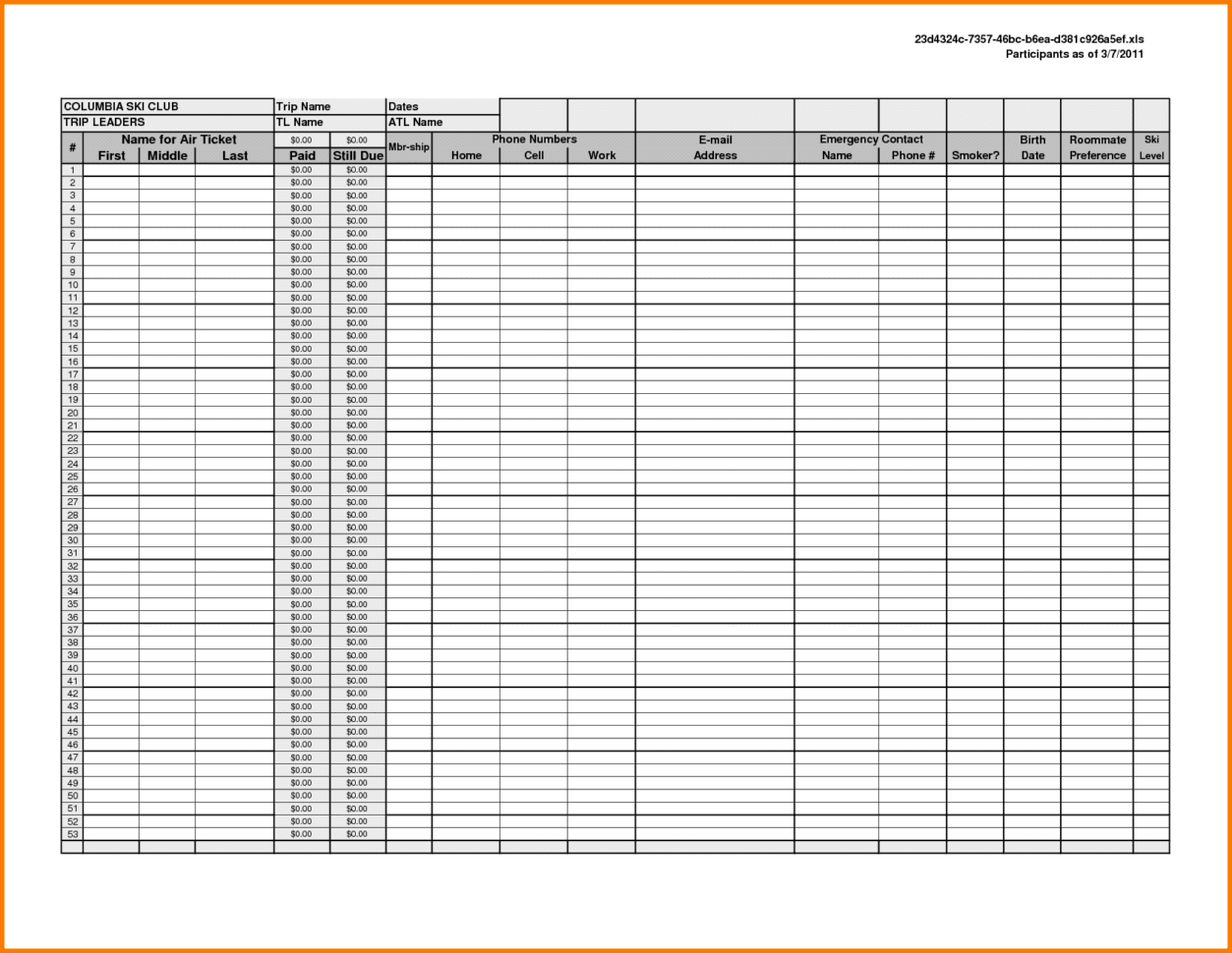 Accounting Journal Template Spreadsheet Templates For