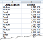How to Annotate an Excel Pivot Table