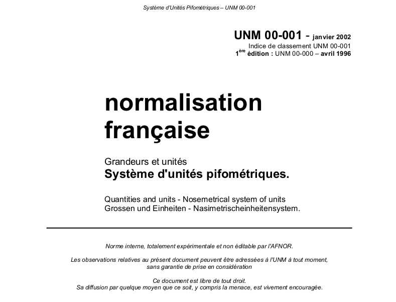 normalisation-pifometre