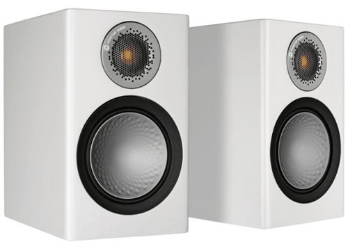 Monitor Audio Silver 50 Bookshelf Speakers - HiFi & Pairs - Speakers