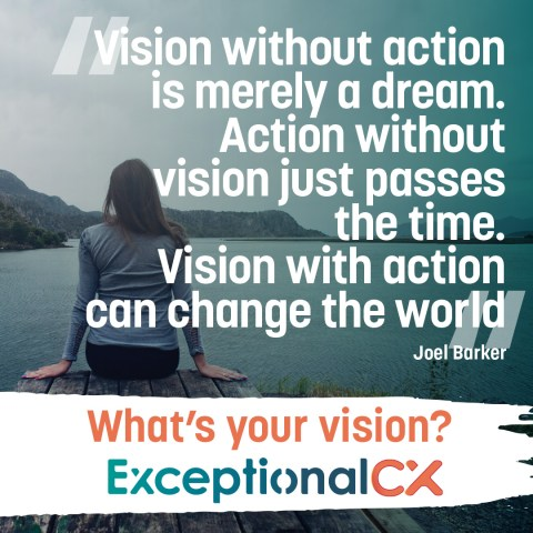 Dream big! What's your vision for your business?