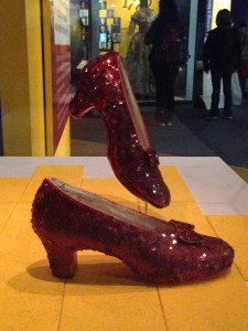 Put on your party shoes - here we have Dorothy's at the Smithsonian - but remember this is a business event