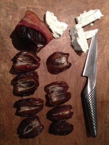 Date, Goat Cheese Appetizer copyright Shelagh Donnelly