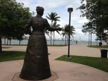 "Julia De Forest Tuttle, the ""Mother of Miami"""
