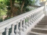 Barcelona Steps copyright Shelagh Donnelly