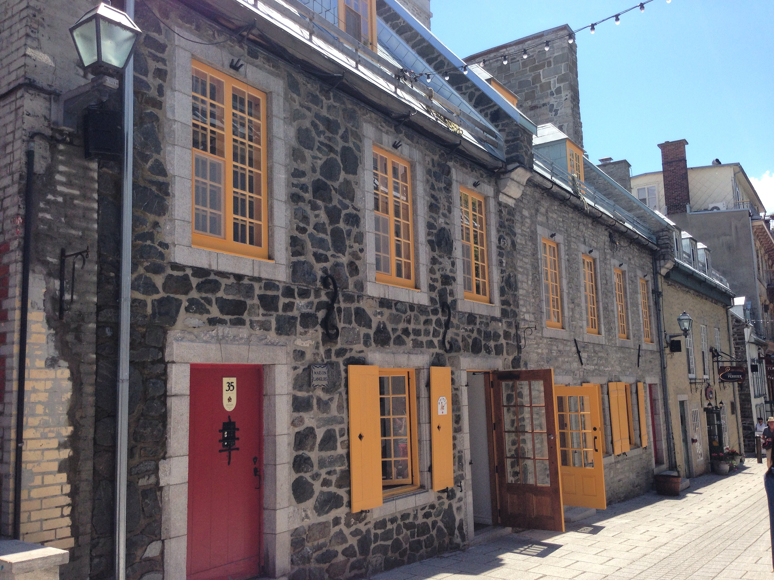 Old Quebec City Copyright Shelagh Donnelly
